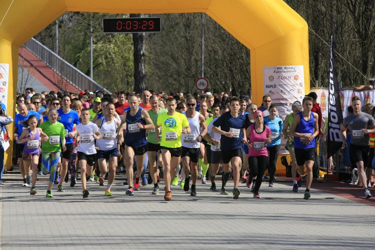 Rotary: 7 ezer futót várnak Debrecenbe