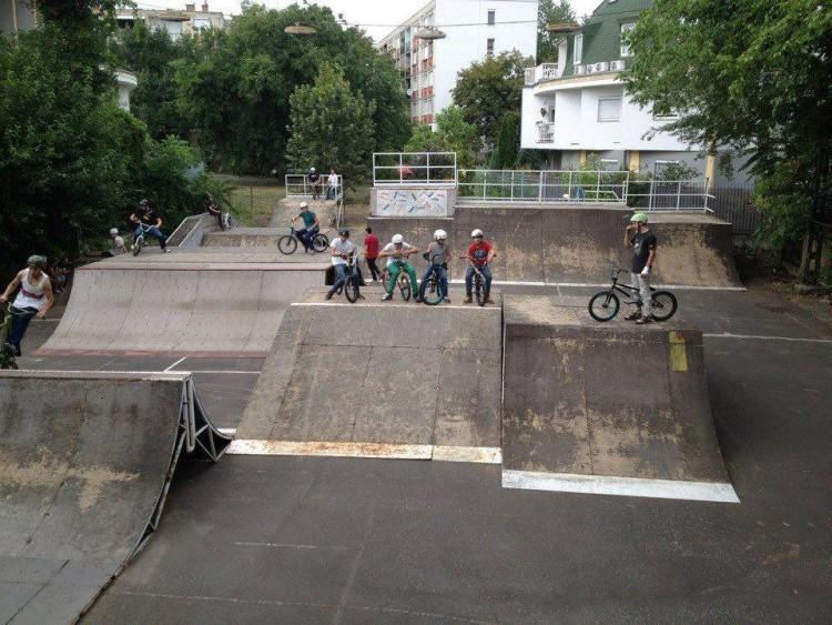 Extrémsport-pályát terveztet Debrecen