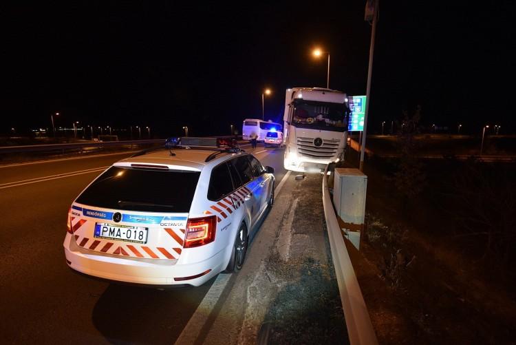 Hat ember életét mentette meg az elhunyt debreceni kamionsofőr