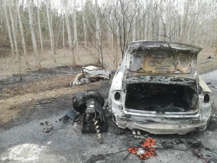 Borzalmas baleset történt Mezőörsnél – FRISSÍTVE, FOTÓK