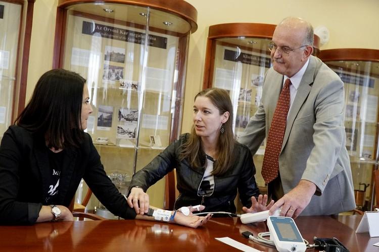 Világszínvonalú fejlesztés a Debreceni Egyetem részvételével