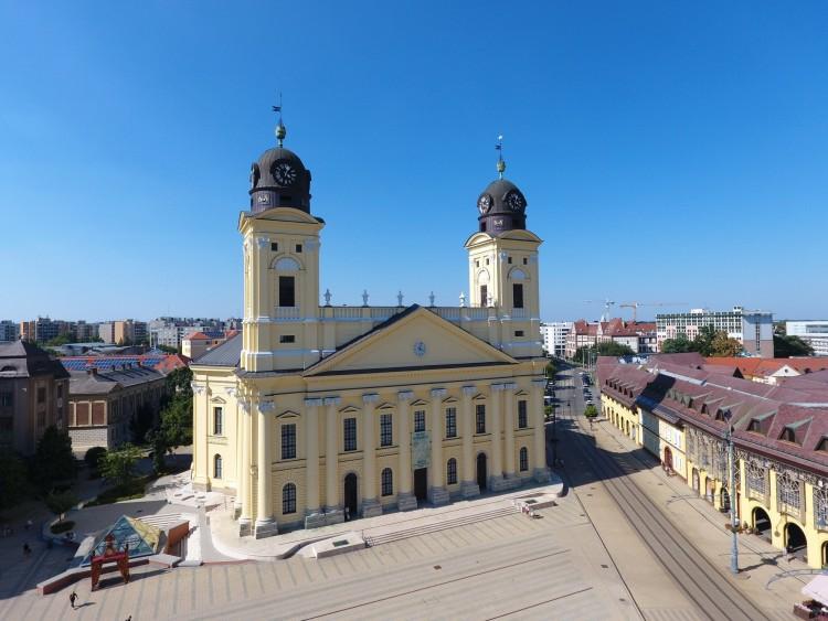 Debrecen a legnépesebb vidéki város