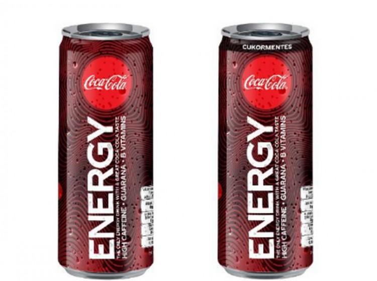 A Coca-Cola energiaitalt dob piacra