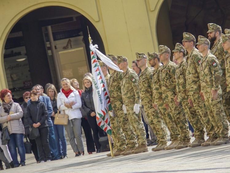 A Balkánról tértek vissza Debrecenbe – FOTÓK
