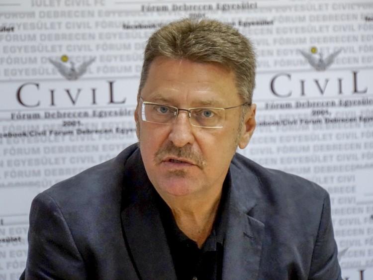 Kérdéses a debreceni civil egyesület őszi indulása
