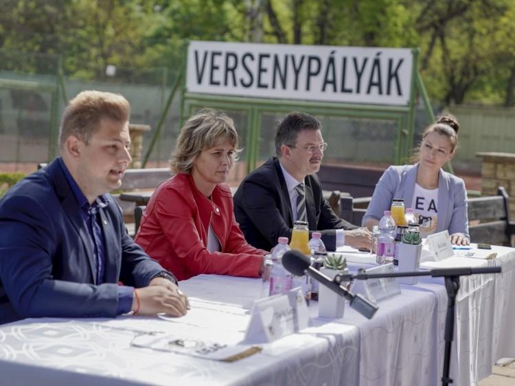 Több százan állnak rajthoz a gyermekekért Debrecenben