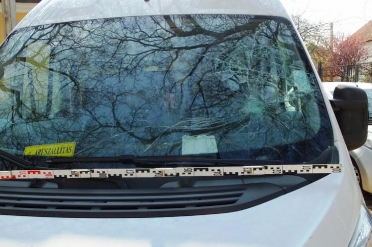 Tört, zúzott a parkolóhelyért Debrecenben