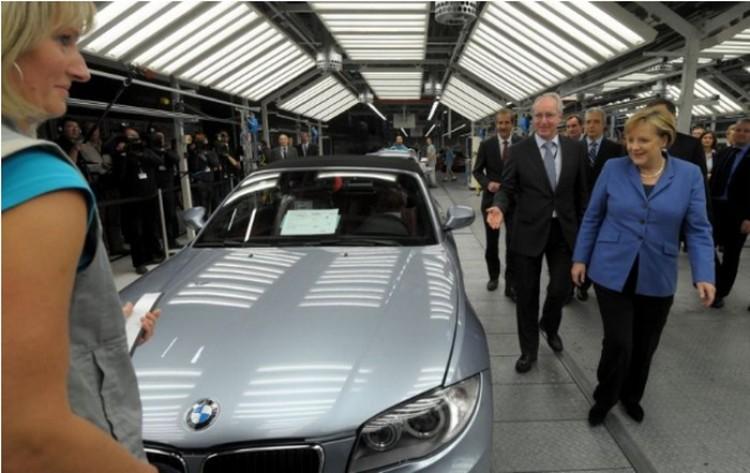 A BMW azért jön ide, mert kaszálni akar