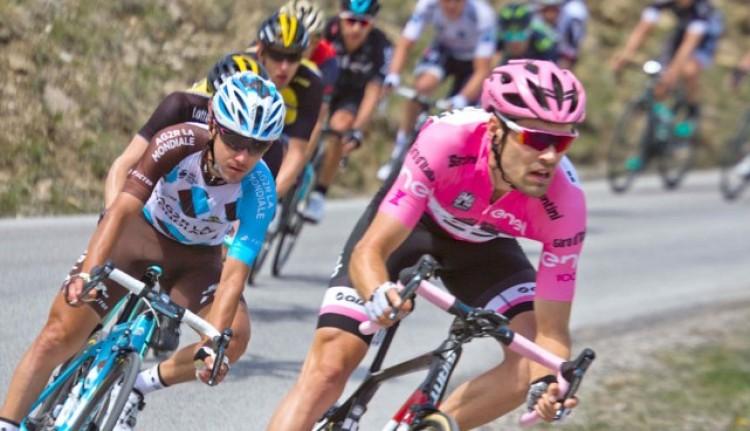 Magyarországról rajtol a Giro d'Italia!