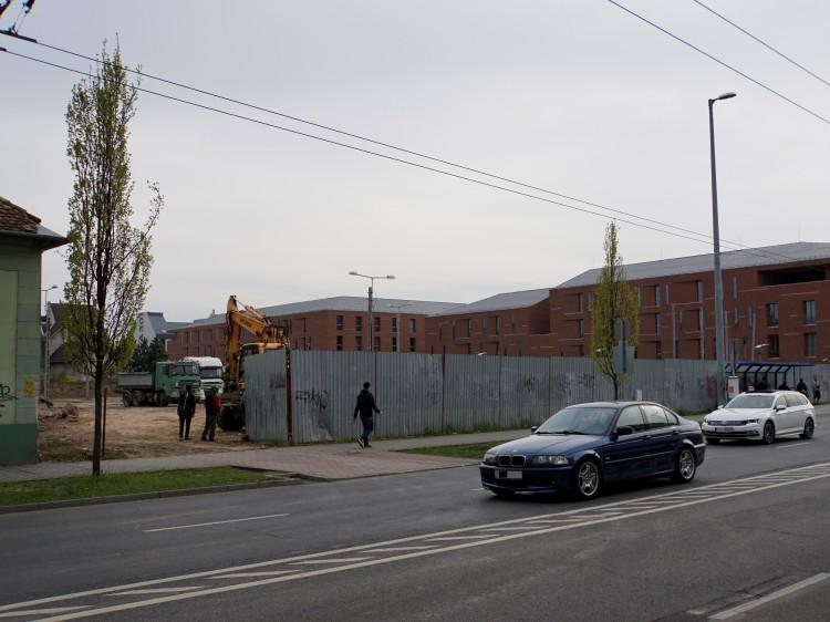 Új parkolót nyitnak Debrecen belvárosában