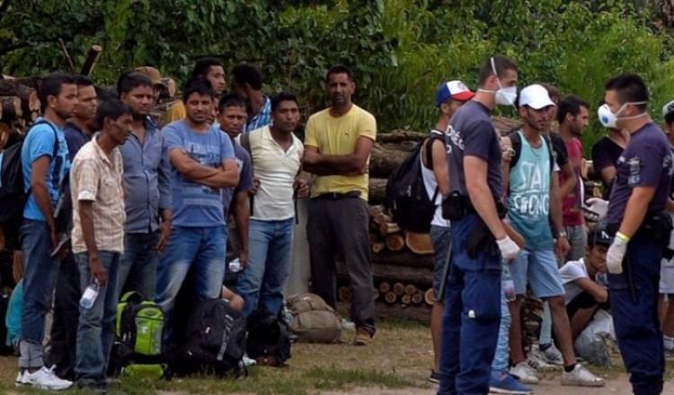 Orbán Viktor így állítaná meg a migrációt