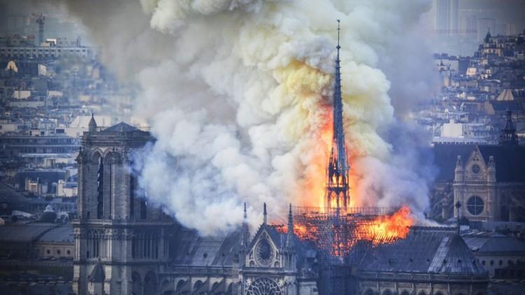 Hajdúszoboszló is pénzt ad a Notre-Dame újjáépítésére