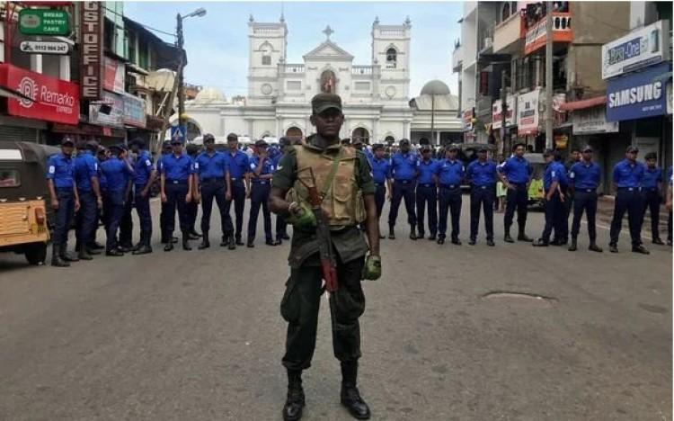 Még több robbantás, még több halott Sri Lankán