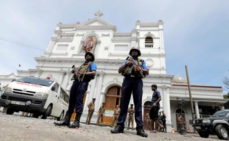 Az Iszlám Állam vállalta magára a Srí Lanka-i robbantásokat