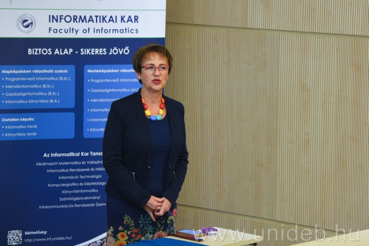 Fókuszban a nők és az informatika Debrecenben