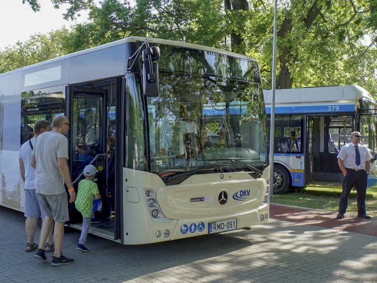 Nagyszabású változások előtt a debreceni közösségi közlekedés