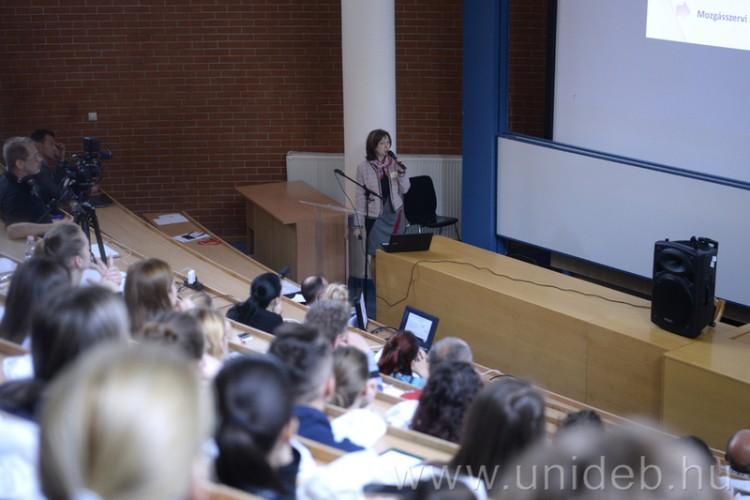 Folytatódott a tízéves hagyomány Debrecenben