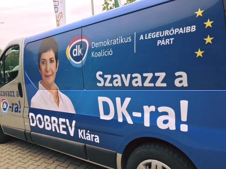 Szivárgó információk: a DK lehet az EP-választás ellenzéki nyertese