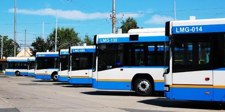 Baleset miatt terelőútvonalon jár a debreceni busz