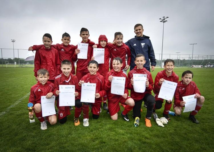 Debreceniek nyerték a Danone Focikupa regionális döntőjét