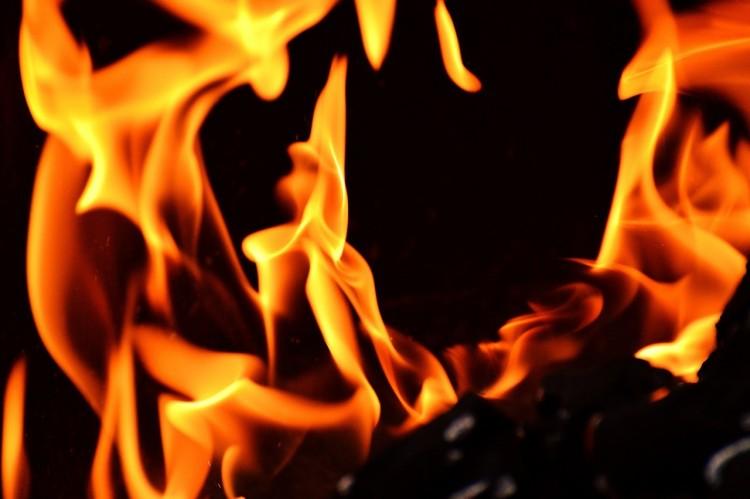Tűz egy debreceni lakásban