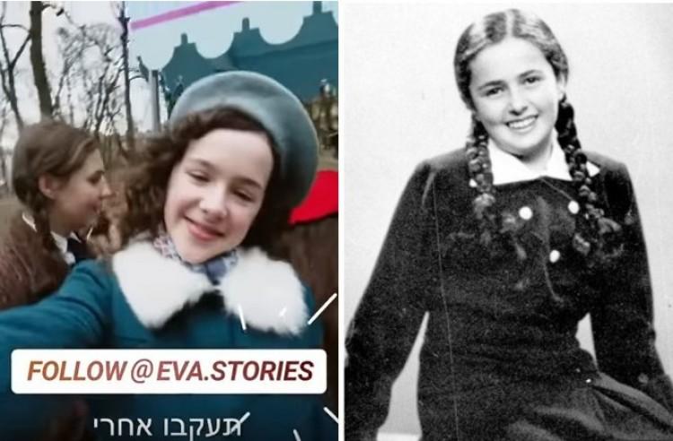 Magyar zsidó kislány története borzolja az idegeket az Instagramon