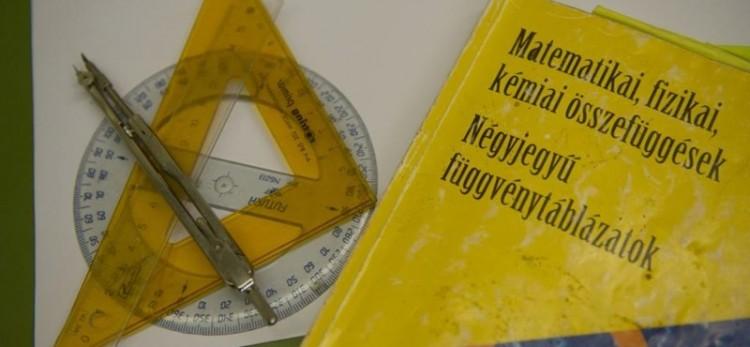 Matekérettségi: az első rész könnyű volt