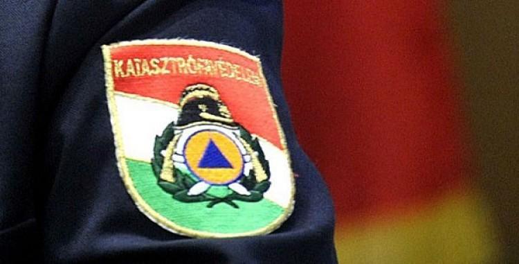 Bátorság Érdemjellel tüntették ki a debreceni tűzoltót