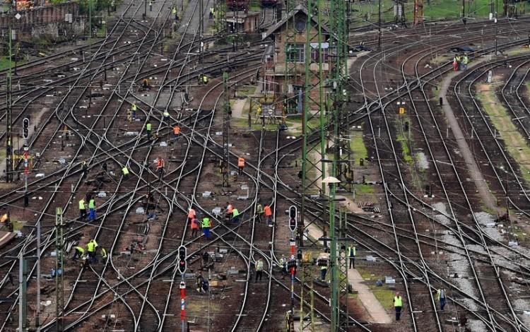 Kész a Keleti pályaudvar, újra zakatol a vonat