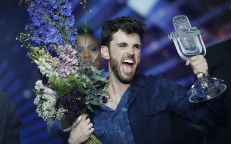 Ő az Eurovízió győztese!