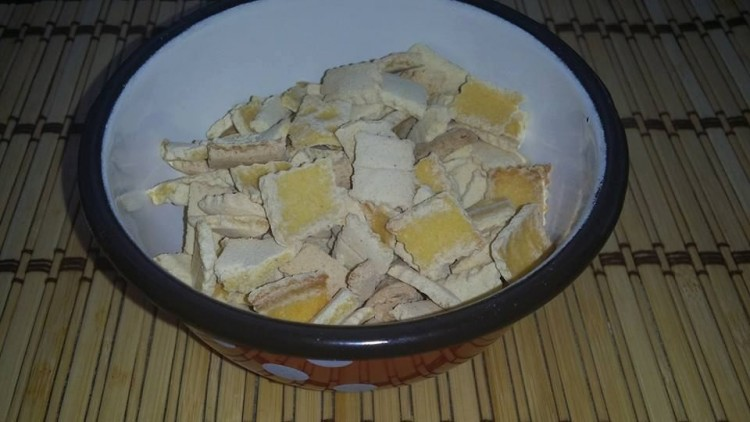 Kukoricapehely, ahogy Boros Vali készíti +recept