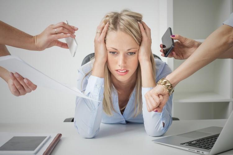 A beosztottak harmada a főnöke miatt stresszel