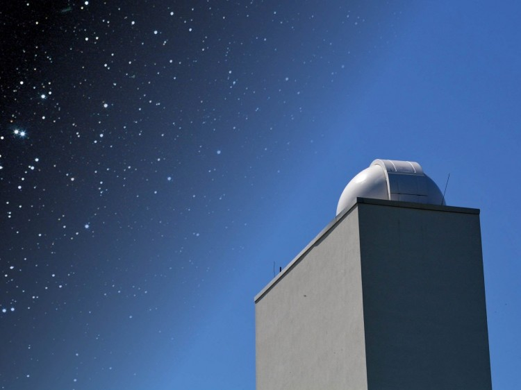 Debrecenben az űrből érkező sugárzások fogadására is felkészülnek