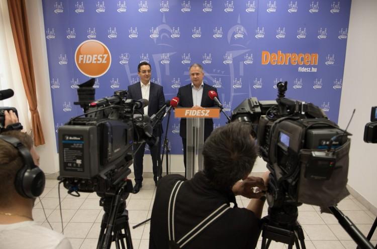 Lesznek változások a Fidesz debreceni képviselő-jelöltjeinél