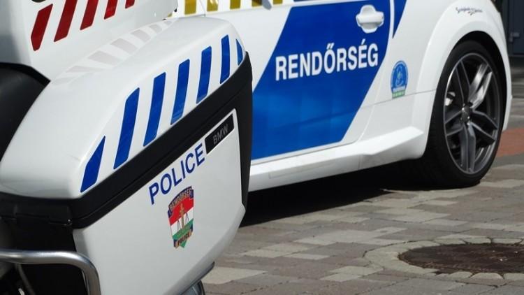 Súlyosan megsérült egy motoros Debrecenben