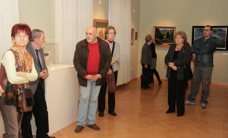 A műgyűjtőt faggatják Debrecenben