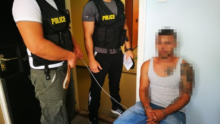 Berettyóújfaluban fogták el a román betörőket