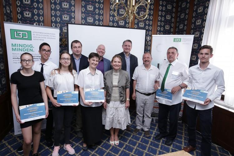 Debreceni iskola nyerte a Szeretem a szakmám pályázatot