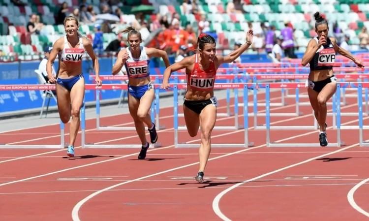 Bronzérmet szerzett a debreceni vágtázó az Európa Játékokon