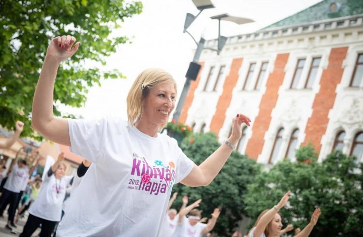 Kazincbarcikát országos elsőként ünnepelték Budapesten