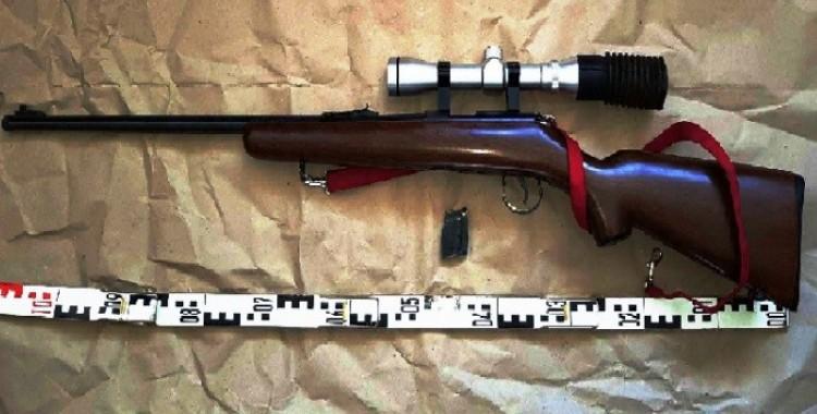 Engedély nélkül lövöldözött Nyíradonynál
