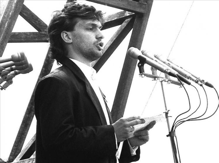 Orbán Viktor harminc éve szerzett hírnevet magának
