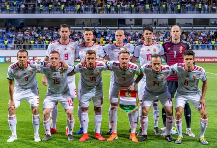 Túl az első nehéz feladaton a magyar válogatott. Következik egy sokkal nehezebb!