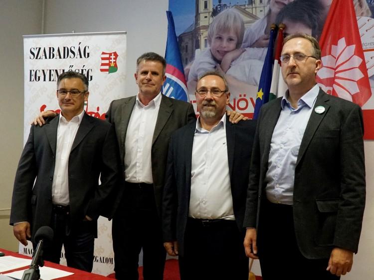 Varga Zoltán is elindul a debreceni polgármesteri székért