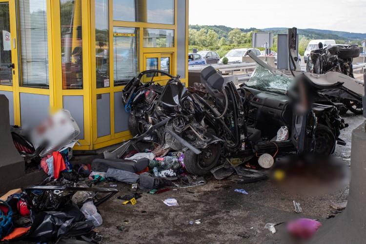 A baleset előtt jöhetett ki az elvonóról a családot letaroló horvát sofőr