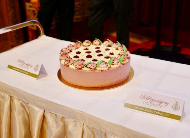 A Boldogasszony csipkéje Magyarország Tortája
