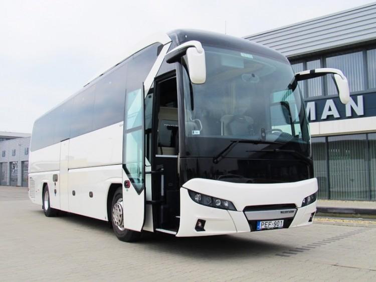 43 csúcsmodern buszt vett a Volán