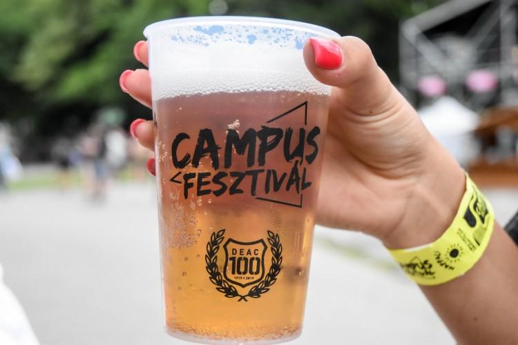 Egy 100 éves debrecenire iszunk az idei Campuson!