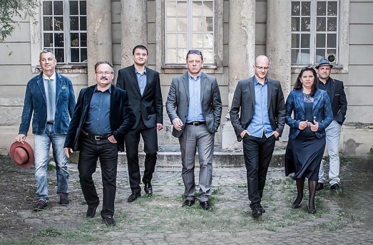 A Csík zenekar Görbeházán