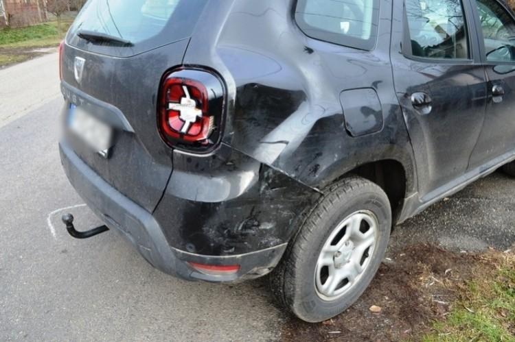 Súlyos sérülést okozott a figyelmetlen sofőr Püspökladányban
